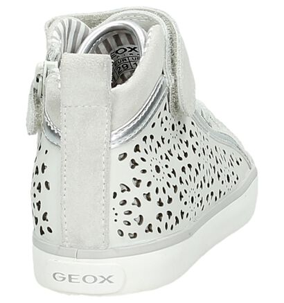 Geox Chaussures hautes en Beige clair en cuir (170560)