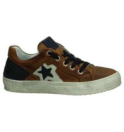 Hampton Bays Chaussures à fermeture à glissière et lacets  (Cognac), Cognac, pdp