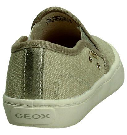 Geox Baskets sans lacets  (Beige clair), Beige, pdp