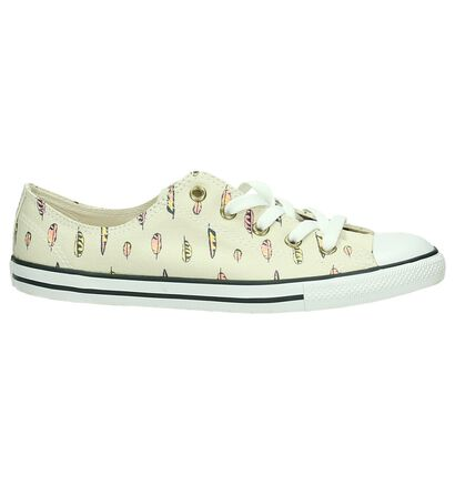 Converse Chuck Taylor All Star Dainty Sneakers Wit, Beige, pdp