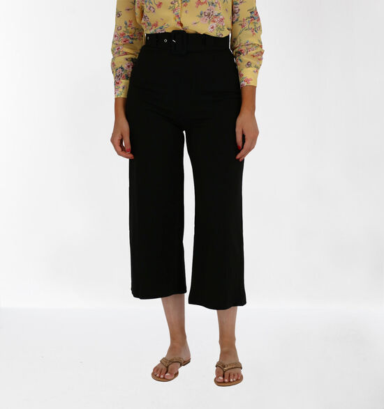 Lofty Manner Pantalon en Noir