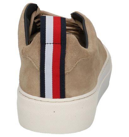 Beige Lage Geklede Sneakers Tommy Hilfiger , Beige, pdp