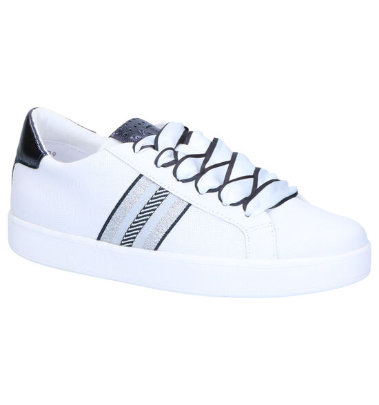 Marco Tozzi Witte Sneakers