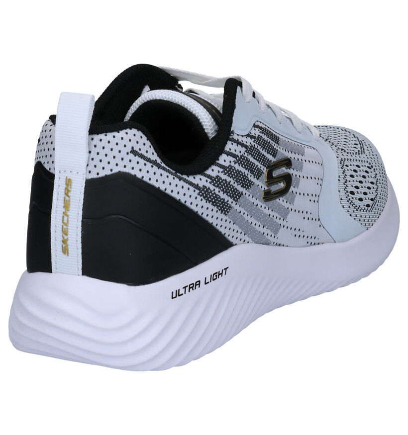 Skechers Bounder Verkona Baskets en Blanc (266940)