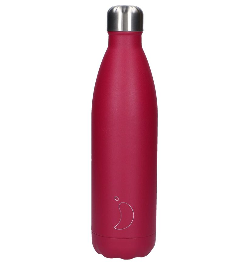 Chilly's Matte Pink Drinkfles 750 ml (264690)