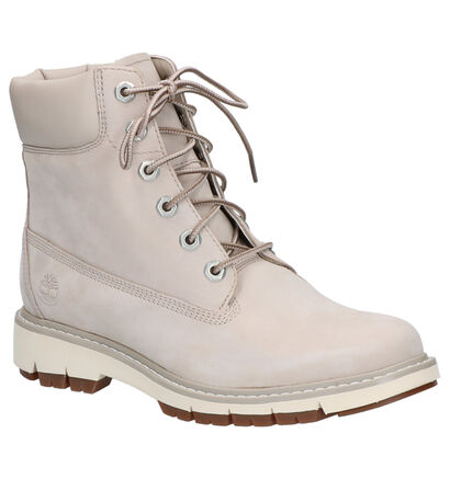 Timberland Lucia Way 6 Inch Boots Zwart in nubuck (255285)