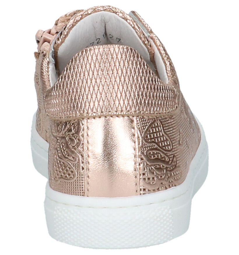 Schoenen met Rits/Veter Rose Gold Ciao Bimbi in leer (217578)