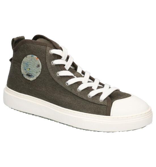ZOURI Tilapia Grijze Sneakers