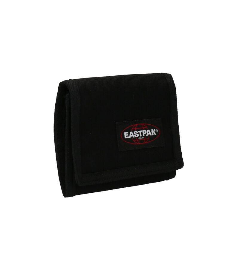 Eastpak Crew Single Zwarte Portefeuille in stof (264455)