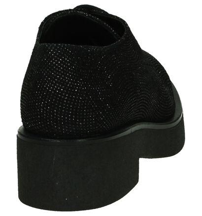 Weekend Chaussures à lacets  (Noir), Noir, pdp