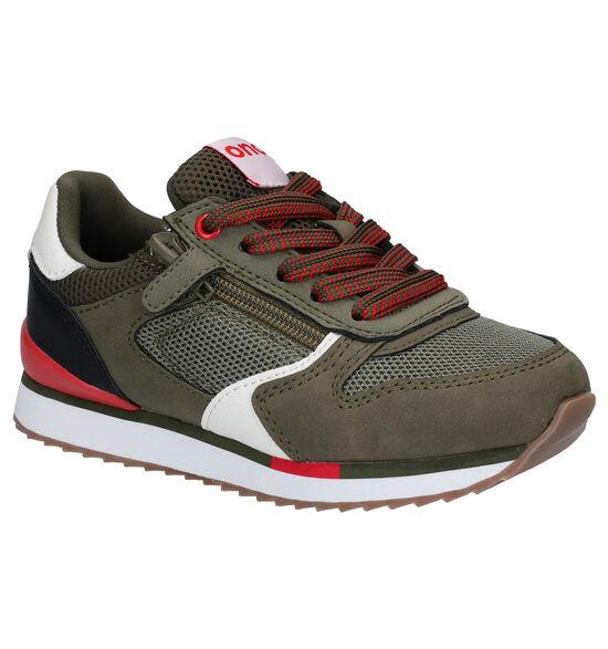ONOFF Kaki Sneakers