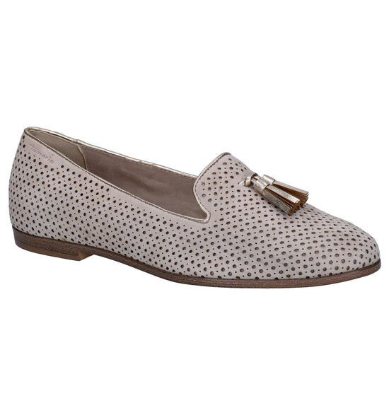 Tamaris Touch it Loafers en Taupe