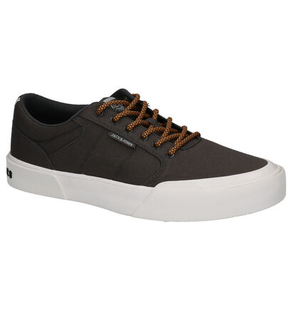 Jack & Jones Thai Grijze Skateschoenen in stof (256278)