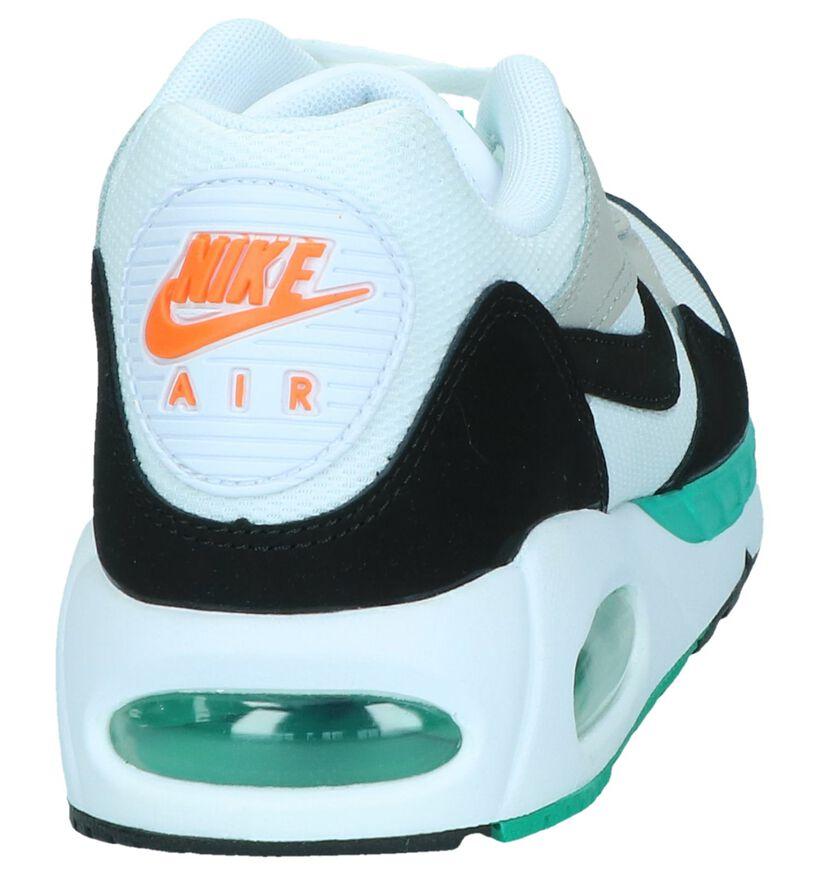 Nike Air Max Baskets basses en Blanc en textile (250244)