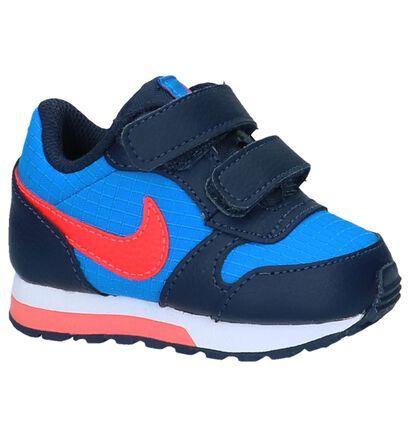 Blauwe Babysneakers Nike MD Runner 2, Blauw, pdp