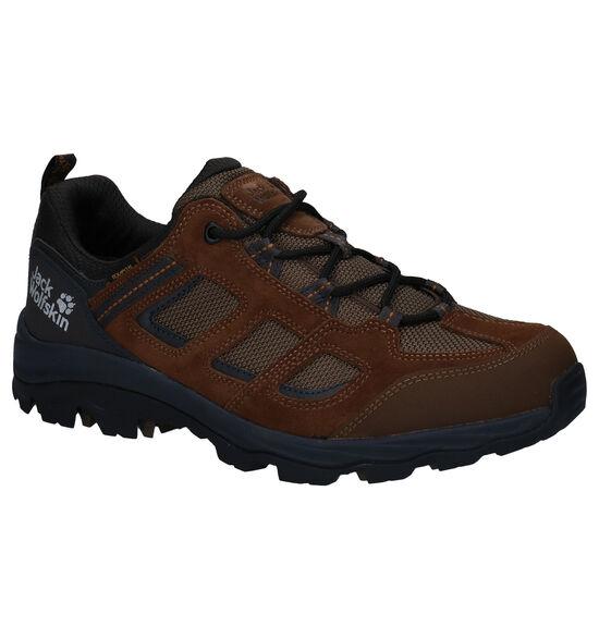 Jack Wolfskin Vojo Chaussures de randonnée en Marron