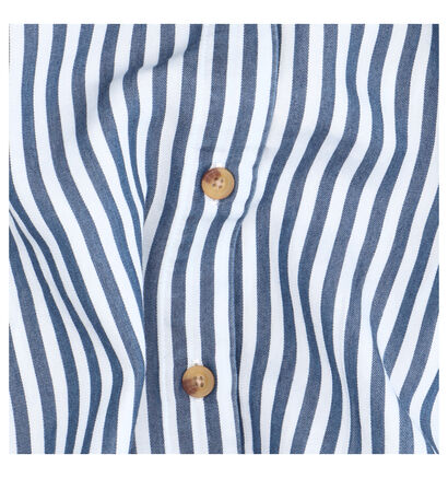 Vila Robe chemise en Bleu (277972)