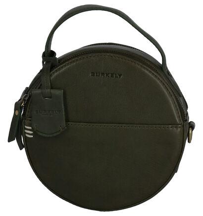 Burkely Craft Caily Sac à Main en Noir en cuir (260950)