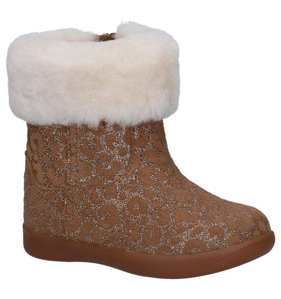 UGG Jorie Cognac Boots