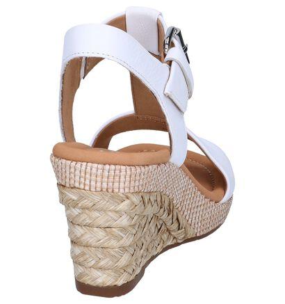 Witte Sandalen Gabor Comfort, Wit, pdp