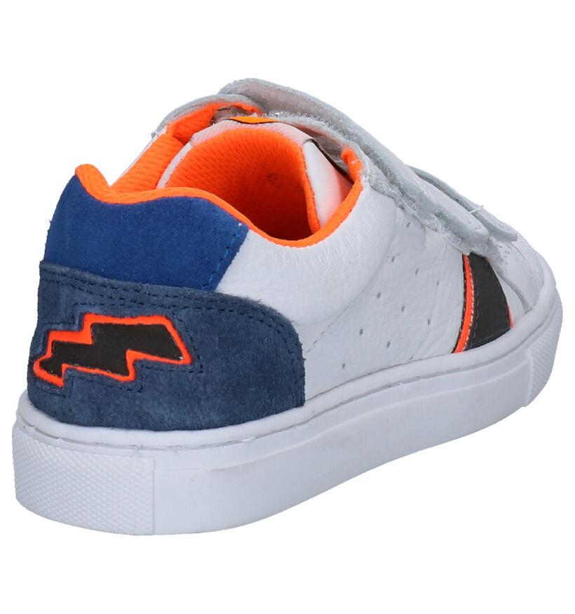 Witte Sneakers Kipling in leer (273231)