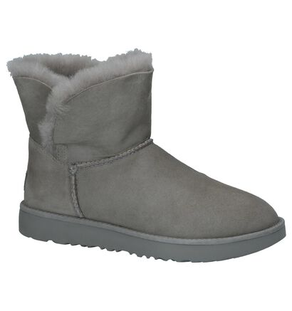 Grijze Boots UGG Classic in daim (223463)