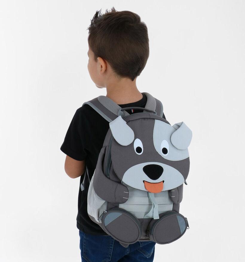 Affenzahn Dog Grijze Kinderrugzak in stof (285797)
