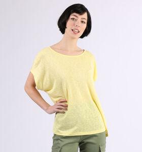 Vila Gele T-shirt (293190)