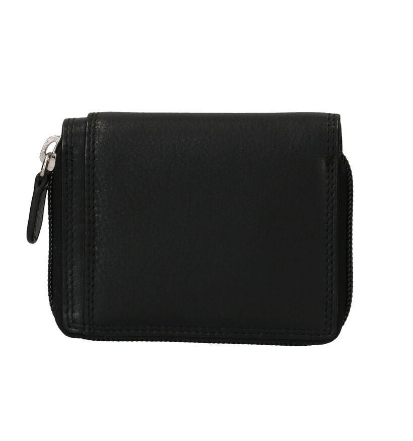Euro-Leather Étuies en Noir en cuir (275637)