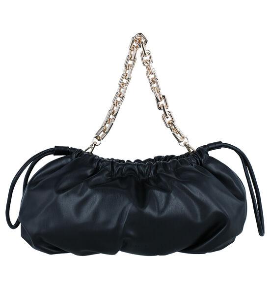 Seidenfelt Mysen Zwarte Handtas
