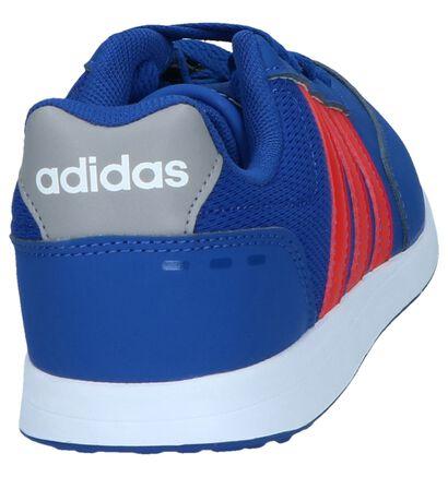 adidas Baskets basses en Bleu en simili cuir (237152)