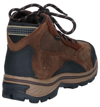 Timberland Patuckaway Hiker Cognac Boots in nubuck (254760)