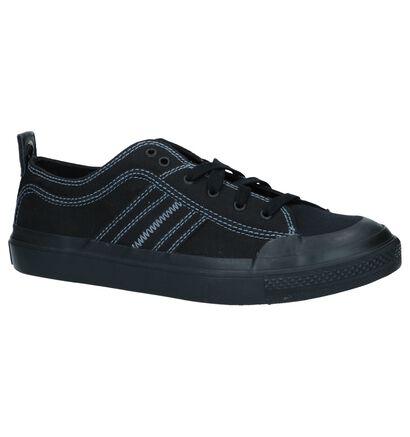 Zwarte Lage Sneakers Diesel, Zwart, pdp
