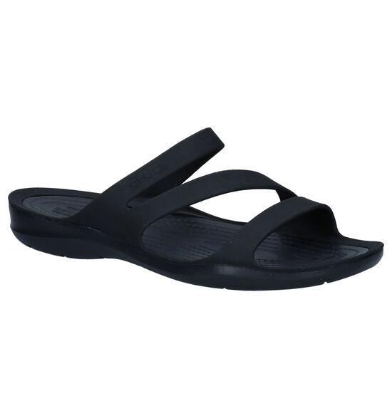 Crocs Swiftwater Sandal Zwarte Sandalen