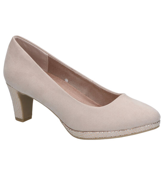 Marco Tozzi Taupe Pumps