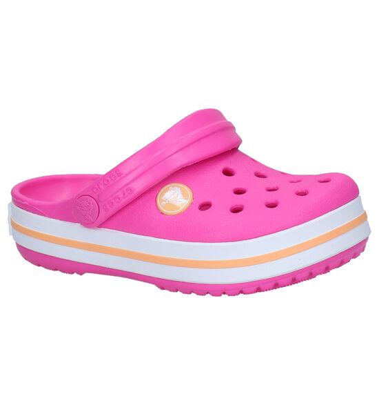 Crocs Crocband Nu-pieds en Rose