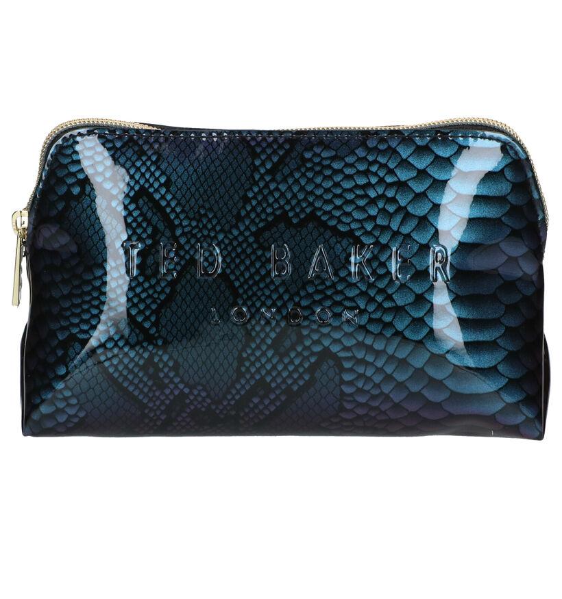 Ted Baker Jorjah Trousse de Maquillage en Bleu en textile (280412)