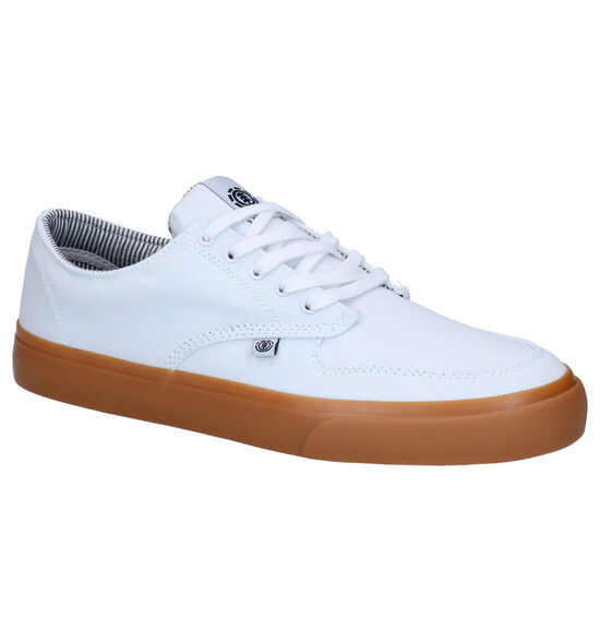 Element Topaz Witte Skate Sneakers