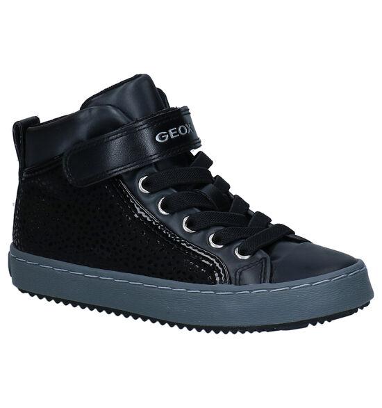 Geox Kalispera Chaussures hautes en Noir