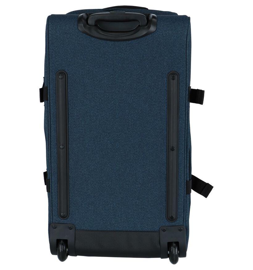 Eastpak Tranverz Sacs à roulettes en Bleu foncé en textile (225732)