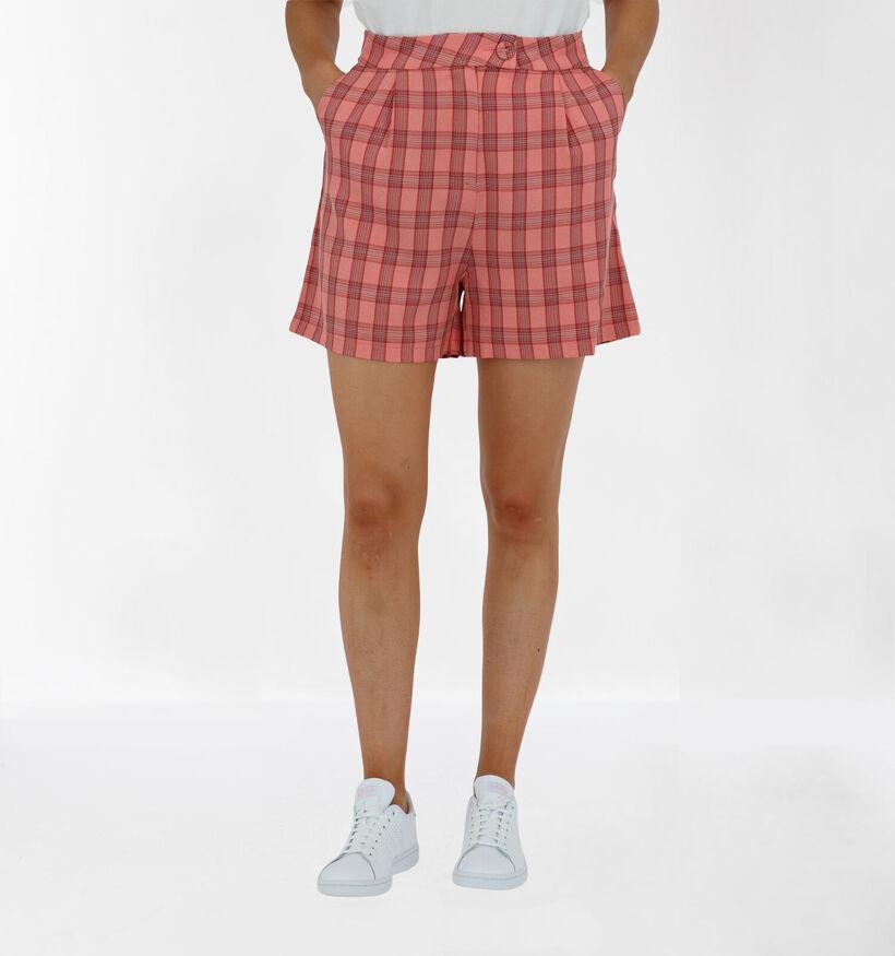 Lofty Manner Roze Short (280823)