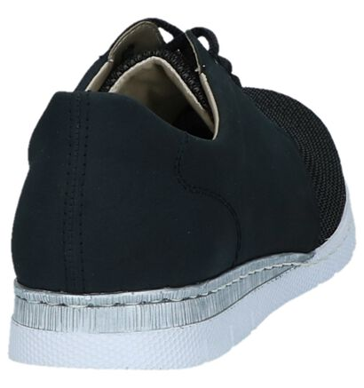 Donker Blauwe Sneakers Rieker in kunstleer (219782)