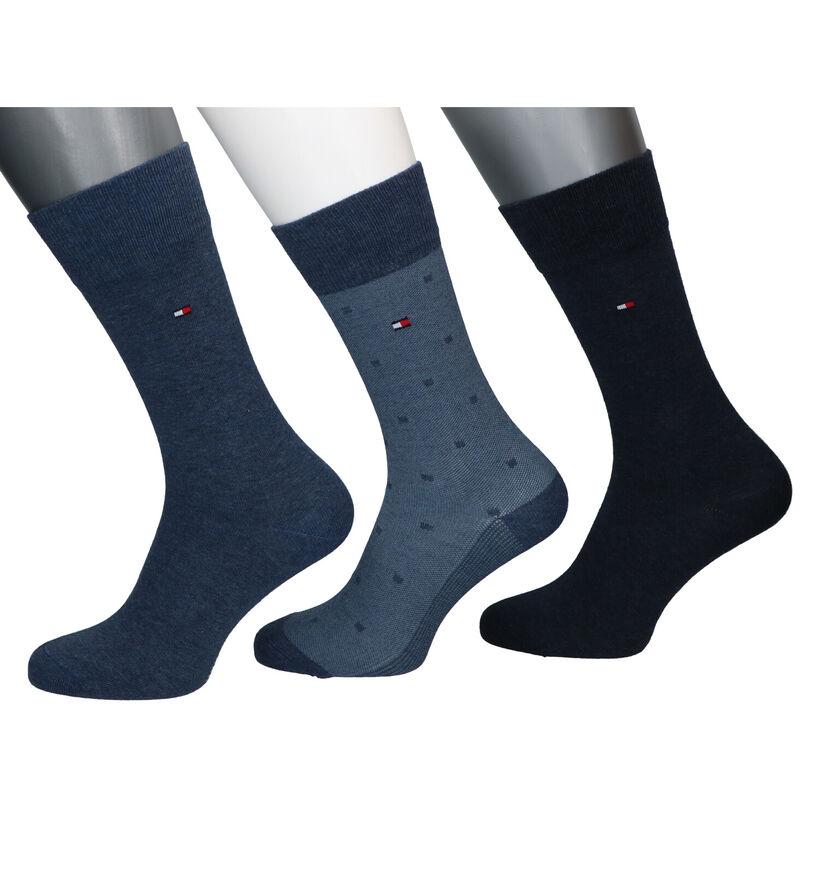 Tommy Hilfiger Blauwe Sokken - 5 Paar (282939)