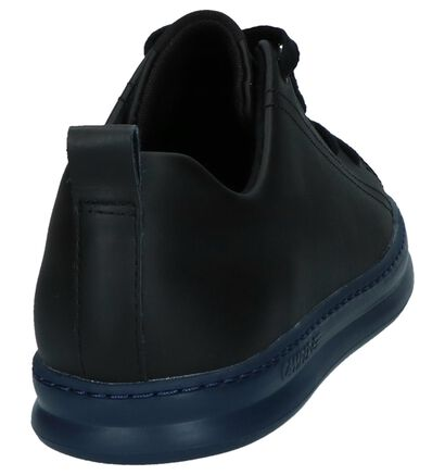Camper Chaussures basses en Noir en cuir (226150)