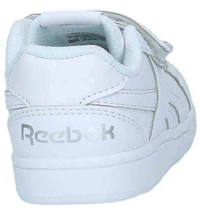 Reebok Royal Prime Baskets en Blanc en simili cuir (221677)