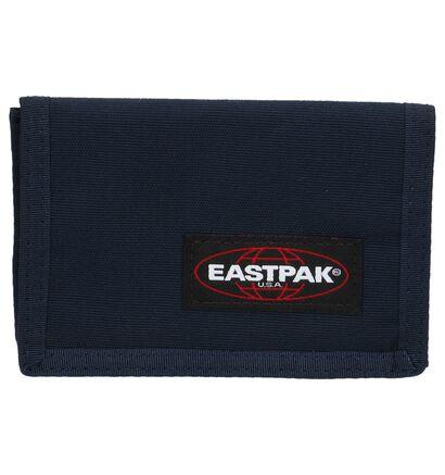 Donkerblauwe Portefeuille Eastpak Crew Single EK371 in stof (253564)