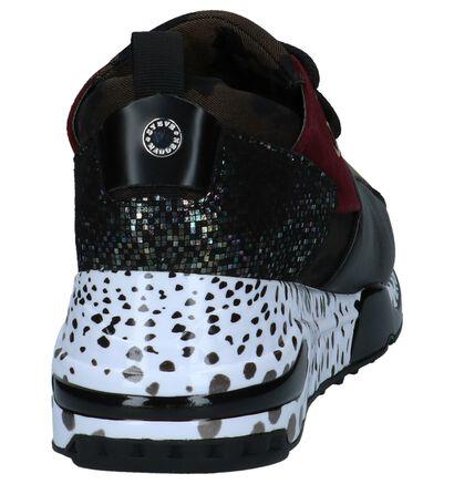 Steve Madden Cliff Multicolor Sneakers in stof (240905)