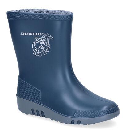 Dunlop Bottes de pluie en Bleu foncé en synthétique (8789)