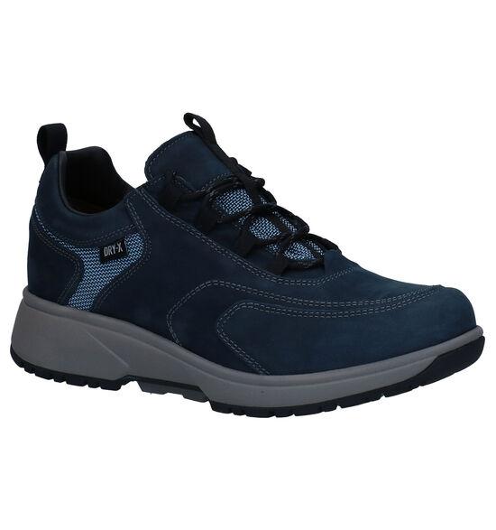 Xsensible Uppsala Chaussures de Randonnée en Bleu