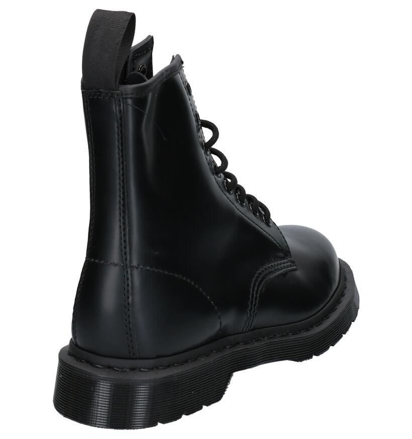 Dr. Martens 1460 Zwarte Boots in leer (277103)